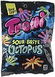 Trolli Gummi Candy Bag, Sour Brite Octopus, 4.25 Ounce