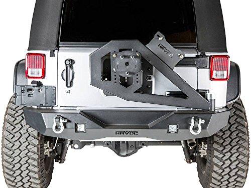 Havoc Offroad GEN 2 2007-2018 Jeep JK Wrangler Rear Bumper