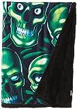 Liquid Blue Men's Fantasy Skull Pile Classic...