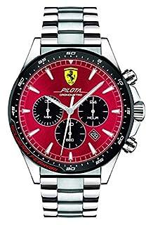 Scuderia Ferrari Armbanduhr 830619 B07ktjg15p Amazon Preisverfolger Verfolgung Amazon Preisverlaufsdiagramme Amazon Preisüberwachungen Amazon Preissenkungsalarme Camelcamelcamel Com