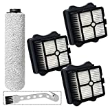 Replacement Brush Roller and HEPA Filter Assy Set for Tineco iFloor 3/Floor One S3 Cordless Wet Dry Vacuum...