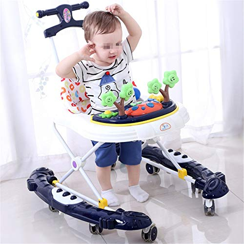 Great Features Of HANXIAODONG Baby Push Walker Girl&Boy Walker Toy Infant Multifunction Baby Height ...