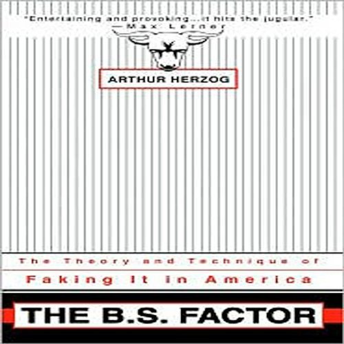 The B.S. Factor cover art