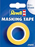 Revell- Masking Tape, Longitud 10 Metros Cinta de...