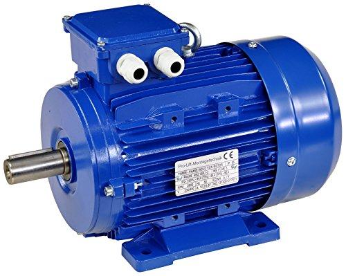 Pro-Lift-Montagetechnik 3kW Elektromotor 380V, 2900U/min, B3, 00408