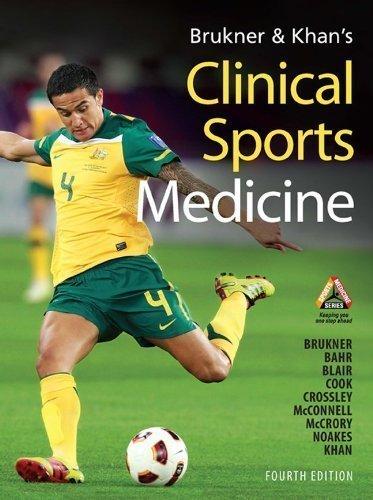 Brukner & Khan's Clinical Sports Medicine (Mcgraw Medical) by Brukner, Peter, Khan, Karim Australian Edition [Hardcover(2011)]