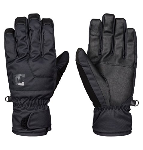 DC Shoes Seger - Snow Gloves - Gants de snow - Femme - S - Noir