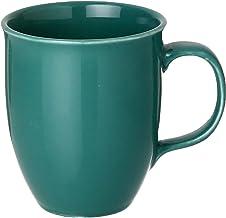 Rosa By Fathy Mahmoud Mug with handle - Green