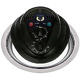 Cecotec Cabezal de Horno Cabezal de Horno Ollas GM. Compatible con Ollas GM de 6l, Termostato Regulable hasta 250ºC,...