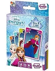 Shuffle Gra karciana Fun 4 w 1 Frozen
