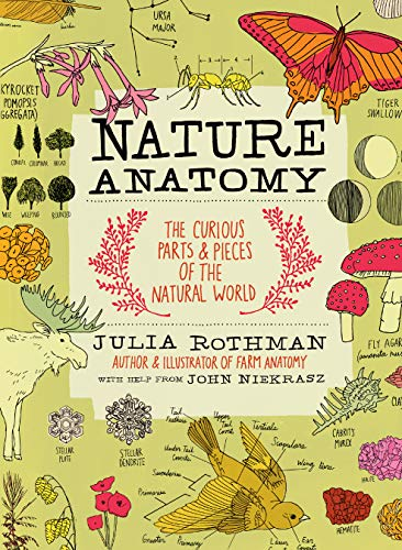 Rothman, J: Nature Anatomy: The Curious Parts and Pieces of the Natural World