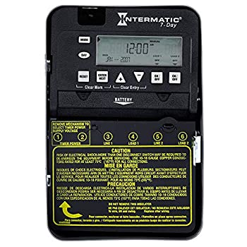 Intermatic ET1725C Time Switch Gray