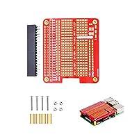 Pastall プロトタイプ ブレークアウト DIY ブレッドボード PCB シールドボード Raspberry Pi 4 3 2 B+用