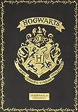 Harry Potter - Diario 2021/2022 16 Mesi - Limited edition Nero - 13x17.7cm