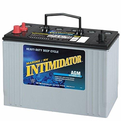 Deka East Penn 8A31DTM Group 31 AGM HD Battery 12V 800CCA
