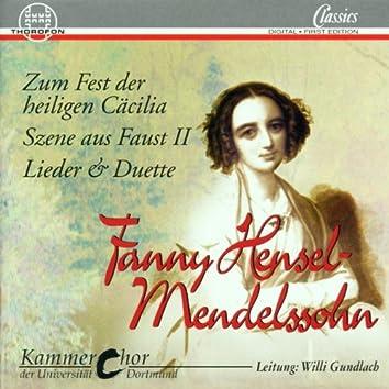 Fanny Hensel-Mendelssohn: Cäcilia
