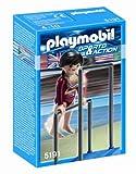 Playmobil - 5191 - Jeu de construction - Gymnaste et barres asymétriques