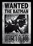 Pyramid International Batman Arkham Origins (Wanted) 30x40
