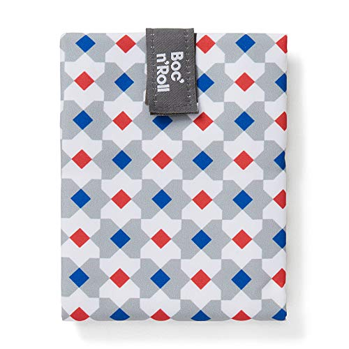 Roll'eat - Boc'n'Roll Tiles   Bolsa Merienda Porta Bocadillos, Envoltorio...