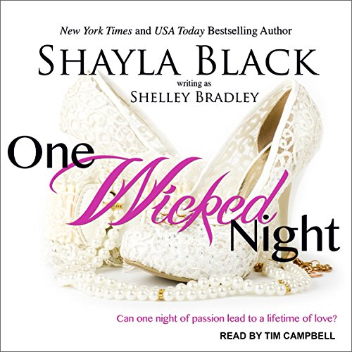 One Wicked Night cover art