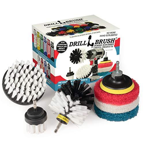 limpiador de vapor para sofas fabricante Drillbrush