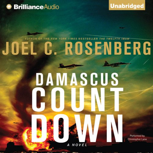 Damascus Countdown cover art