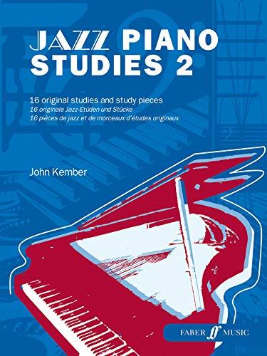 Jazz Piano Studies 2 (Faber Edition)