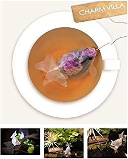 Rose Oolong Tea/ Goldfish Tea Bags Create From Charmvilla (Box of 12)