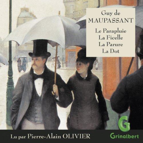 Le Parapluie audiobook cover art
