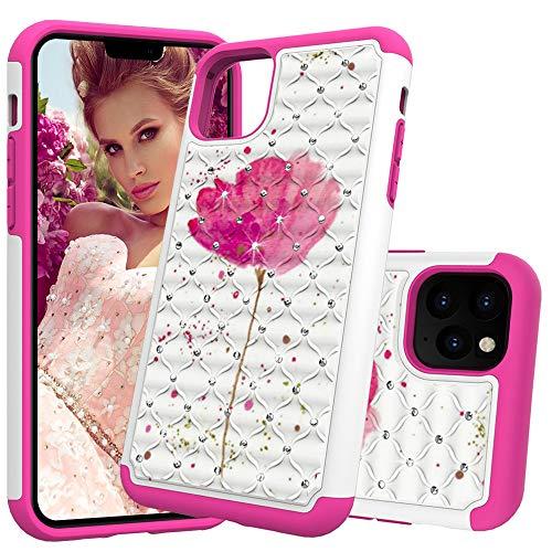 Asdsinfor - Carcasa para iPhone 11 Pro MAX (6,5', Ultrafina, 3 en 1, 360 Grados, a Prueba de Golpes, de plástico Duro, antiarañazos, para iPhone 11 Pro MAX)