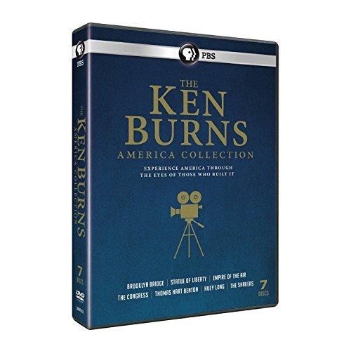 The Ken Burns America Collection DVD [Region 2 UK Version]