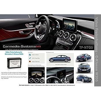 Kufatec 40890 Heckklappenmodul f/ür Mercedes W205 ab 20014 elektrischer Heckklappe