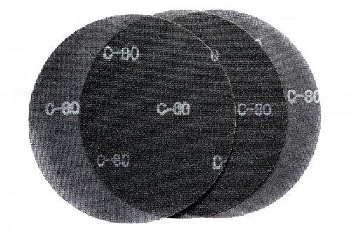 5 Stück SANDERSHARK Schleifgitter 406 mm SIC Korn 120 Markenqualität