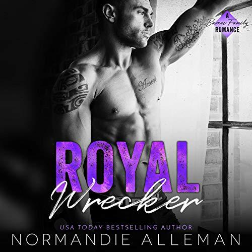 Royal Wrecker cover art