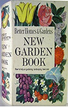 Ring-bound Better Homes and Gardens New Gardens Book