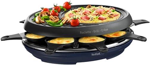 Tefal Appareil à Raclette Neo Bleu RE310412