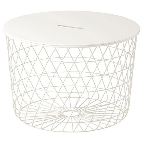 Zigzag Trading Ltd IKEA KVISTBRO - Mesa de almacenaje Blanco