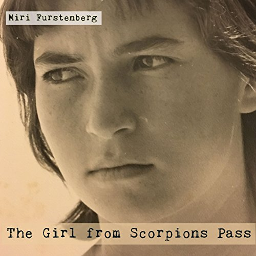 The Girl from Scorpions Pass audiobook cover art