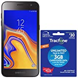 Tracfone Samsung Galaxy J2 4G LTE Prepaid Smartphone (Locked) with $30 Airtime Bundle