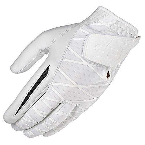 Grip Boost Men's Left Hand Golf Glove Cabretta Leather Sheep Skin...