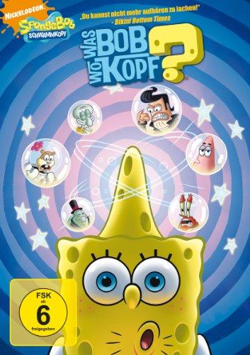 SpongeBob Schwammkopf - Was Bob, wo Kopf?