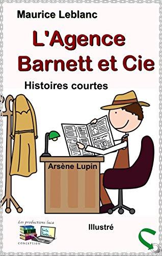 L'Agence Barnett et Cie (Illustré): Histoires courtes