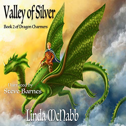 Valley of Silver audiobook cover art