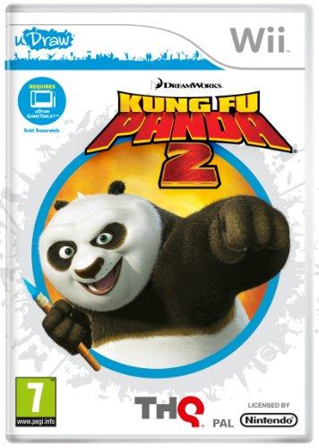 Kung Fu Panda 2 - uDraw Compatible (Wii) [Importación inglesa]