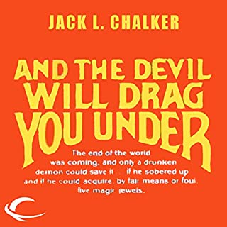 And the Devil Will Drag You Under cover art