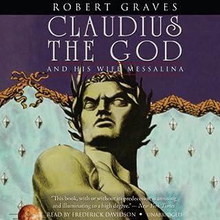 Claudius the God cover art