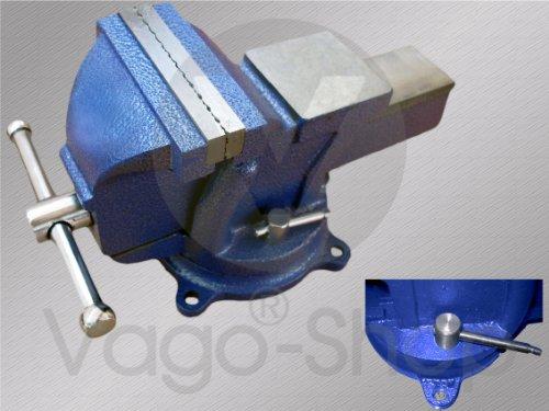 Schraubstock Parallel 100 mm 4
