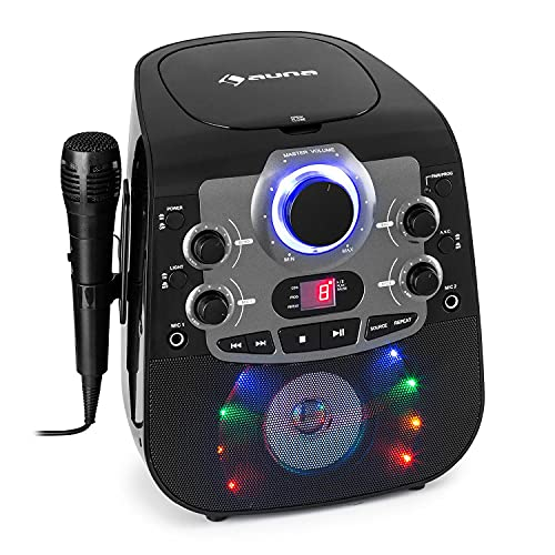 auna StarMaker 2.0 Karaoke-Anlage...