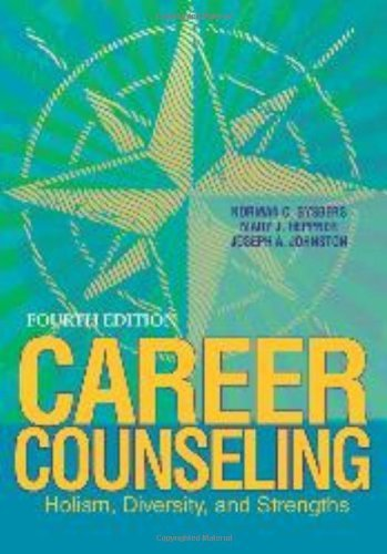 Career Counseling: Holism, Diversity, and Strengths 4th by Norman C. Gysbers, Mary J. Heppner, Joseph A. Johnston (2014) Paperback