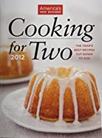 Cooking for Two 2012 1936493071 Book Cover